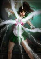 Sailor Jupiter by Daria-Rise