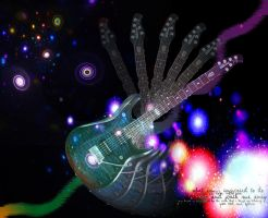 Guitars by MileyPink26