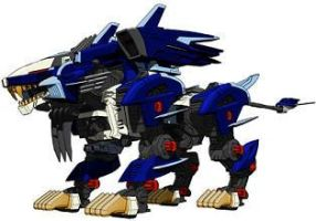 Zoids by HellDragon121