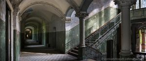 In the sanatorium by iconicarchive