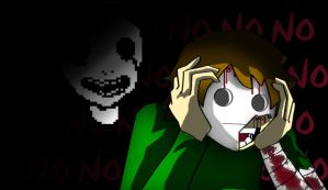 Cry plays Imscared: A pixelated nightmare by dreamsshadow