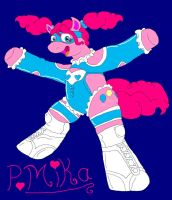 P Mika by McGreger16