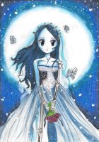 The Corpse Bride by angrycookie101