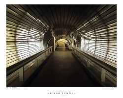 Silver Tunnel - New Haven by zippzopp
