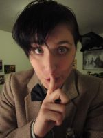 Closet Cosplay: 11th Doctor by Prota-Girl