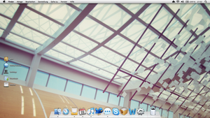 MacBook Air Desktop 22-02-2012 by sonny3006