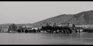 Chalkis Cement Factory by Kevrekidis