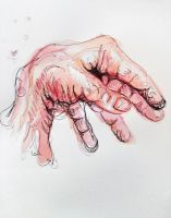 hand by hollrock