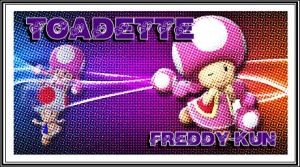 freddy toadette by AnGeLvLaD