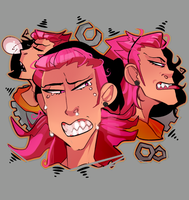 Souda appreciation by JoEttaShinigami