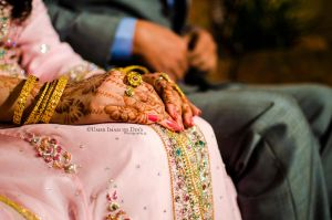 Day 147: Hands of the bride. by umerr2000