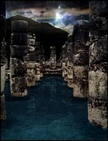 Flooded Ruins bg by St0DaD