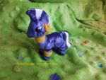 Zecora figurine [for sale] by Plushiesaur