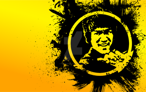 Bruce Lee Yellow by DeStryker17
