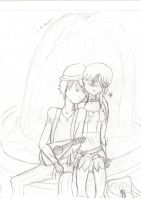 .:Mei and Ami-Fountain:. by alexpc901