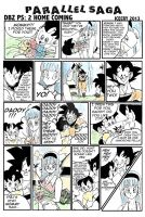 DBZ PS - Home Coming by Icecry