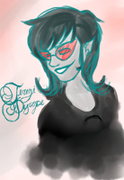 Terezi, my love. by Lecia47