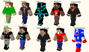 K66's Skin Pack V2 by K66guns0