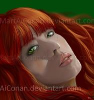 Hair fire by MartAiConan