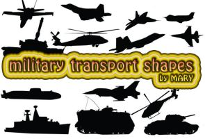 Military transport by MARY1976