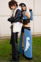 FFVIII couple by Eyes-0n-Me
