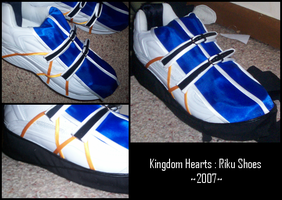 Riku Shoes by Repress-My-Memories
