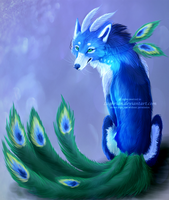 .:Peacock Dooie:. by Laghrian