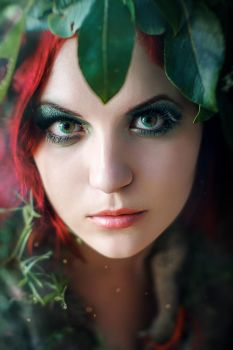 Poison Ivy by mysteria-violent