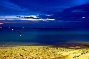Pattaya beach by mohsinkhawar