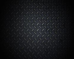 Black Diamond Plate by rebstile