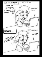 A quick comic of how I feel by theX-plotion