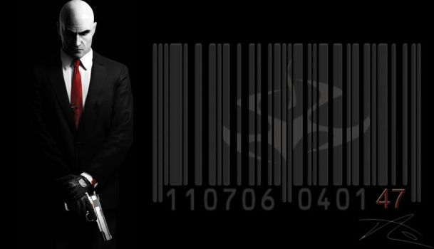 Hitman by tygun