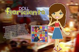 Doll Floricienta by PiTuFiNa7