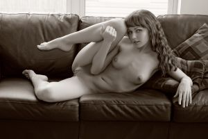 Genevieve: The Couch III by tom2001