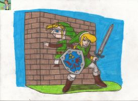 link between two worlds by thatguy4802