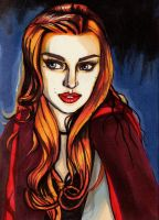 Jessica Hamby Red Riding Hood by Beatreen