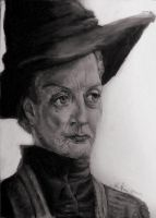 McGonagall by Blacleria