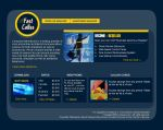 Fast Callss Web Layout by Sjaved