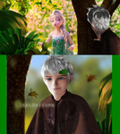 Jelsa~ love at first sight by AngelUnicorn123
