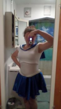 Sailor Moon WIP by theelysianproject