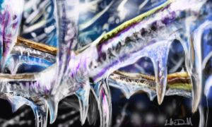 Icicles by hydraa