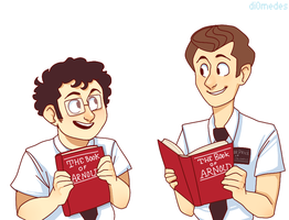 The book of Arnold by Perahiko