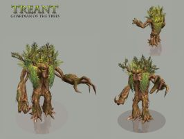 Treant by Poopgoblyn