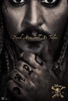 New Pirates: Dead Men Tell No Tales Poster by Artlover67