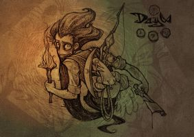 Don't Starve_Wilson by tgbmju951