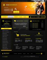 website layout 13 by webgraphix