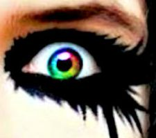 Andys rainbow eye by marshmallow-away