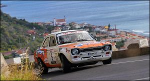 Rally Open da Calheta by Lancia-Stratos