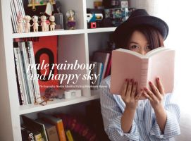 Pale Rainbow and Happy Sky 1 by alodita