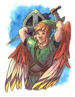 Skyward Link by JamieKinosian